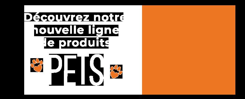 Échale un vistazo a nuestra NUEVA línea de productos Pets