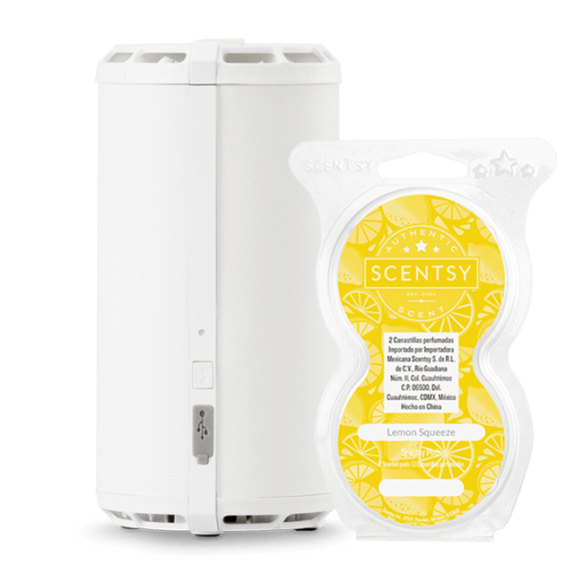 Scentsy Go and Scentsy Pods