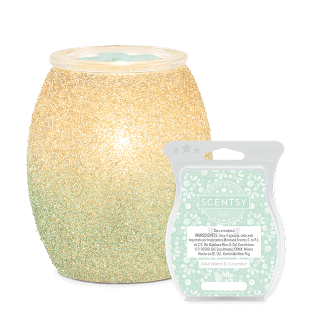 Scentsy Warmer and Scentsy Bar