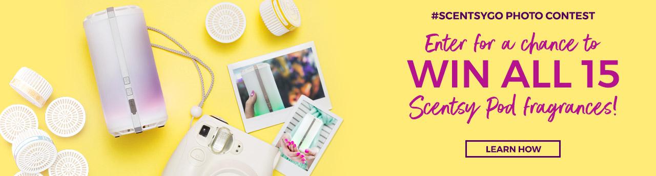 Scentsy Go Photo Contest