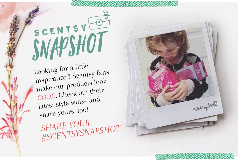 Scentsy Snapshot