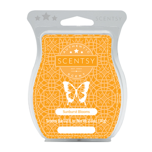 Sunburst Blooms Scentsy Bar