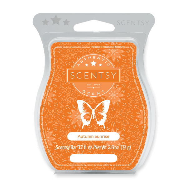 Autumn Sunrise Scentsy Bar