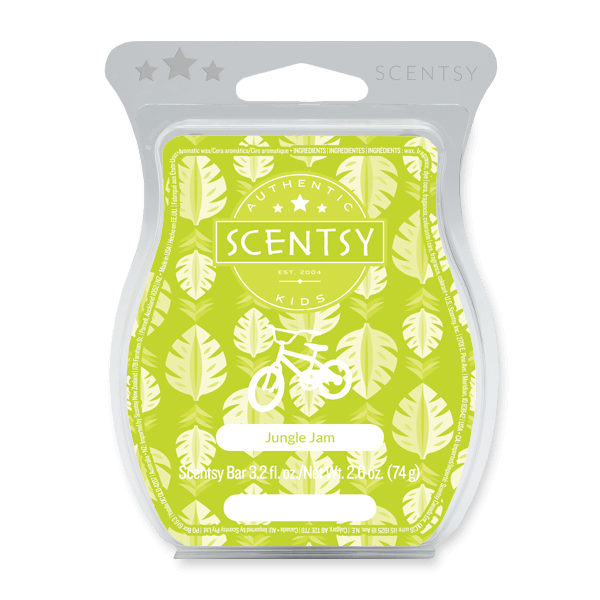 Jungle Jam Scentsy Bar