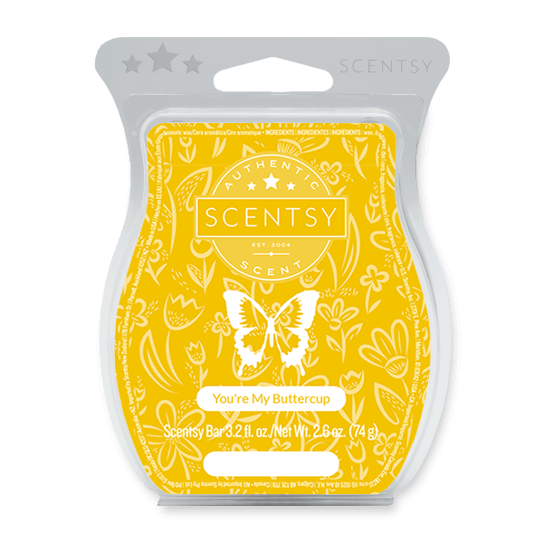 You're My Buttercup Scentsy Bar
