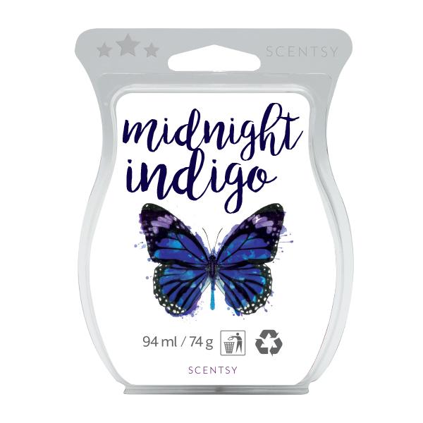 Midnight Indigo Scentsy Bar