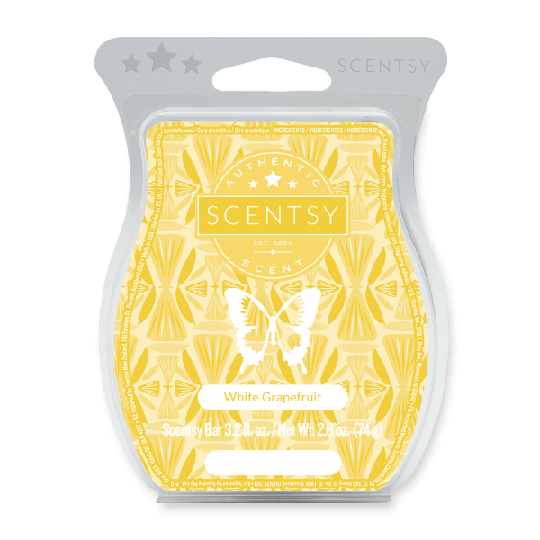 White Grapefruit Scentsy Bar