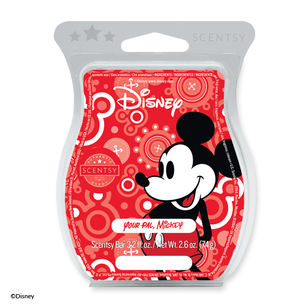 Your Pal, Mickey – Scentsy Bar