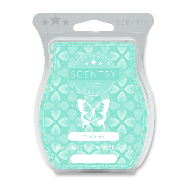 Mint to Be Scentsy Bar