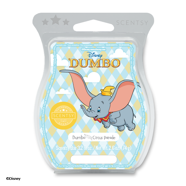 Dumbo: Circus Parade - Scentsy Bar
