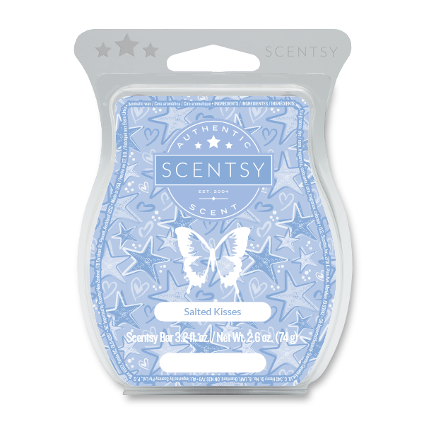 Salted Kisses Scentsy Bar