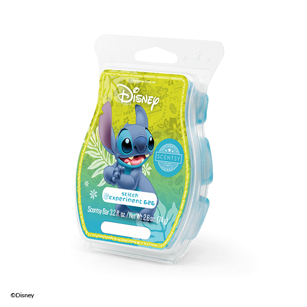 Stitch: Experiment 626 - Scentsy Bar